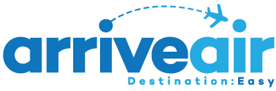 Arrive Air Logo