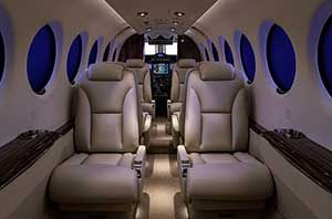 Charter Flights from Tampa to Jacksonville FL